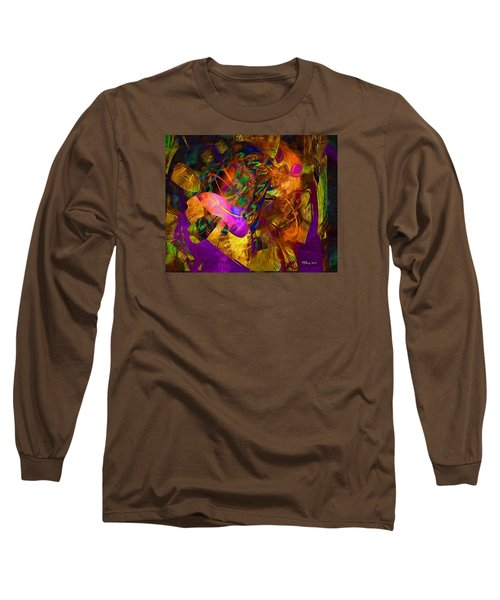 The Creation -- The Heavens Are Telling -- Franz Joseph Haydn Long Sleeve T-Shirt