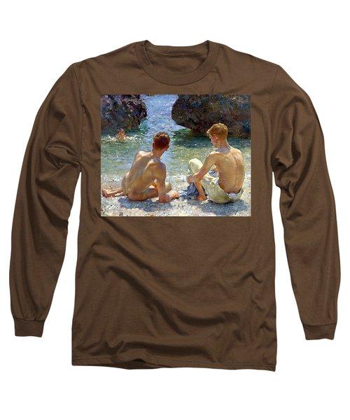 The Critics Long Sleeve T-Shirt