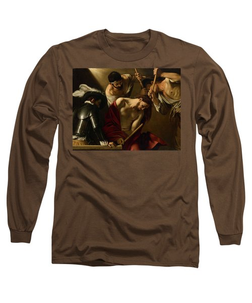 The Crowning With Thorns Long Sleeve T-Shirt