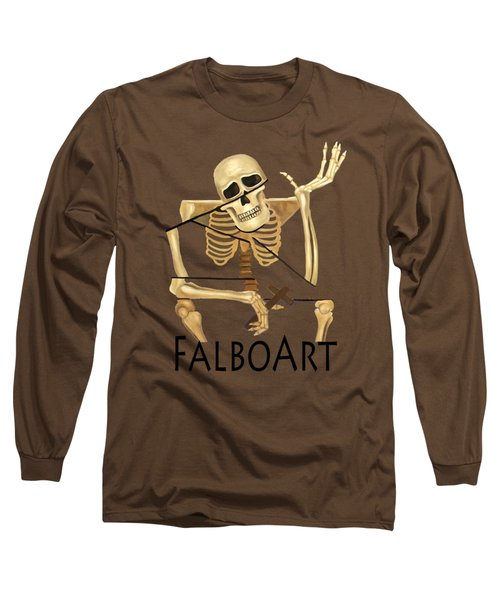 The Dead In Christ Long Sleeve T-Shirt