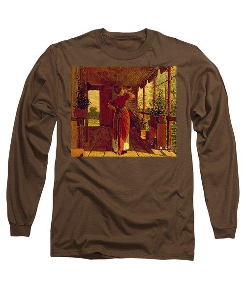 The Dinner Horn Long Sleeve T-Shirt