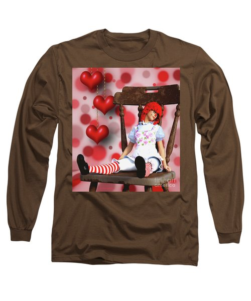 Raggedy Raggedy Long Sleeve T-Shirt
