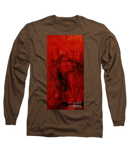 The Elements Fire #3 Long Sleeve T-Shirt