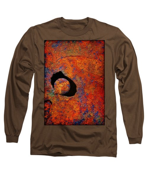 The Eye Of The Pelican Long Sleeve T-Shirt