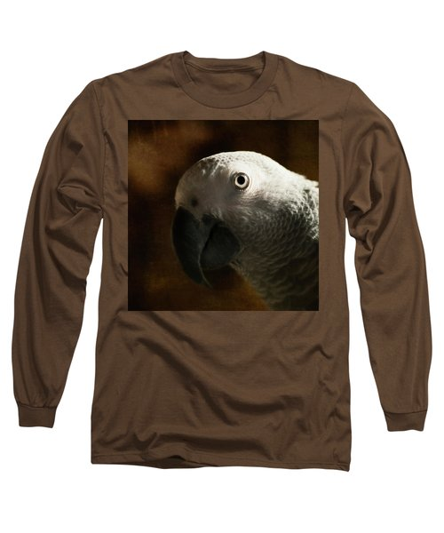 The Eyes Are The Windows To The Soul Long Sleeve T-Shirt