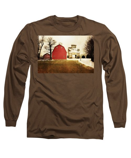 The Favorite Long Sleeve T-Shirt by Julie Hamilton