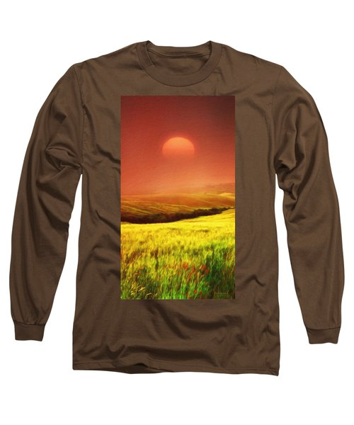 The Fields Long Sleeve T-Shirt