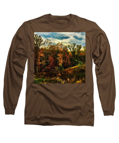 The First Days Of Fall Long Sleeve T-Shirt