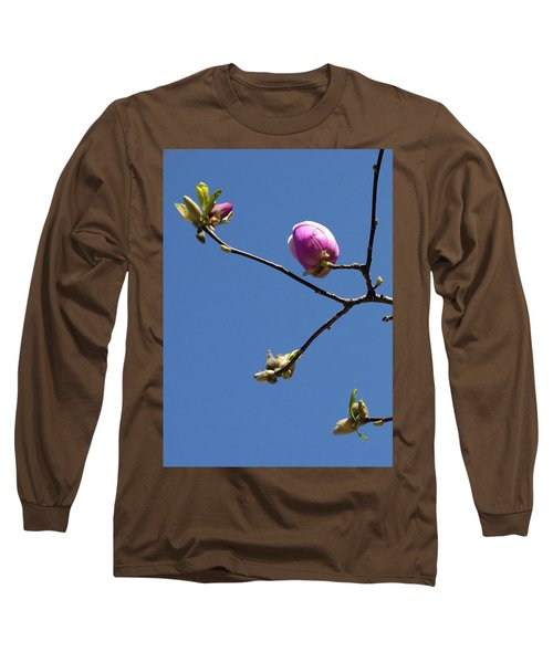 The First To Bloom Long Sleeve T-Shirt