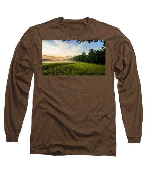 The Fog Of War Long Sleeve T-Shirt