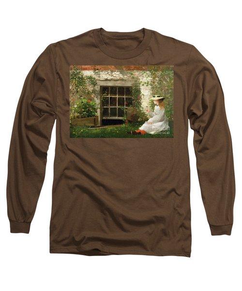 The Four Leaf Clover Long Sleeve T-Shirt