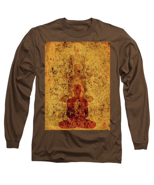 The Four Stages Of Awakening Long Sleeve T-Shirt