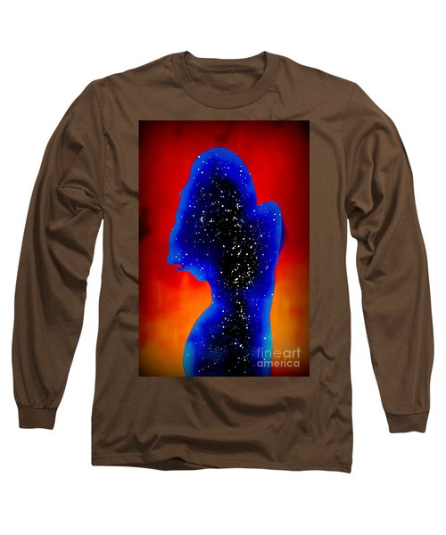 The Galaxy In Us All Long Sleeve T-Shirt