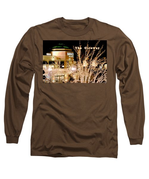 The Gateway Mall Long Sleeve T-Shirt