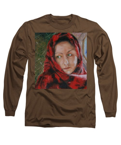 The Glance Long Sleeve T-Shirt