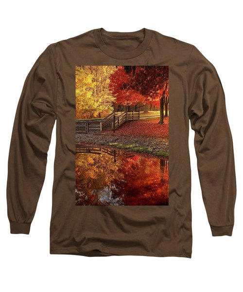 The Glory Of Autumn Long Sleeve T-Shirt