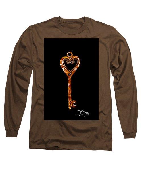 The Golden Key Long Sleeve T-Shirt