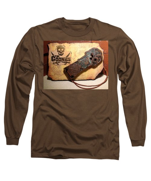 The Goonies Long Sleeve T-Shirt