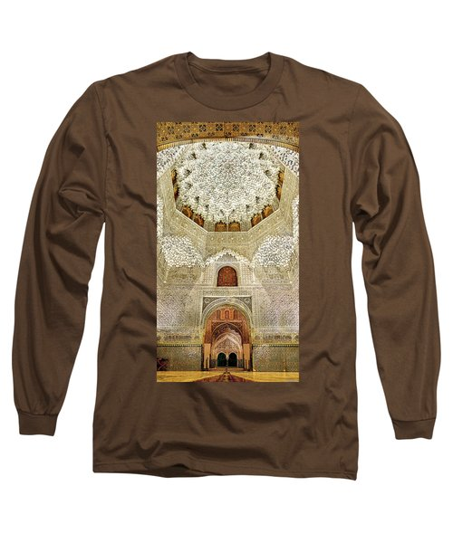 The Hall Of The Arabian Nights 2 Long Sleeve T-Shirt