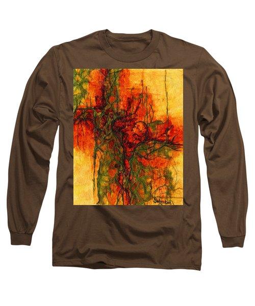 The Heart Of The Matter Long Sleeve T-Shirt