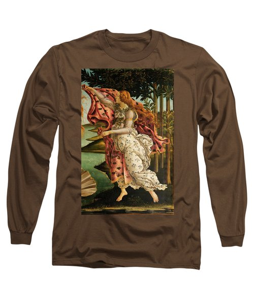 The Hora Of Spring Long Sleeve T-Shirt