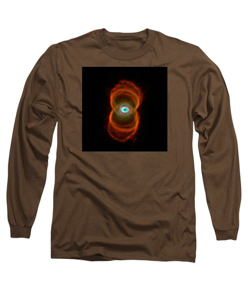 The Hourglass Nebula  Long Sleeve T-Shirt