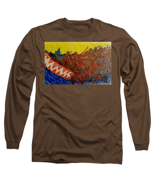 The Immigrant Journey Last Long Sleeve T-Shirt