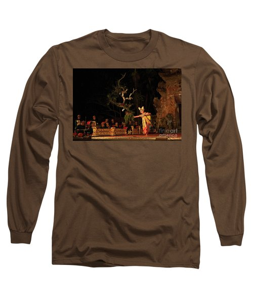 The Island Of God #8 Long Sleeve T-Shirt