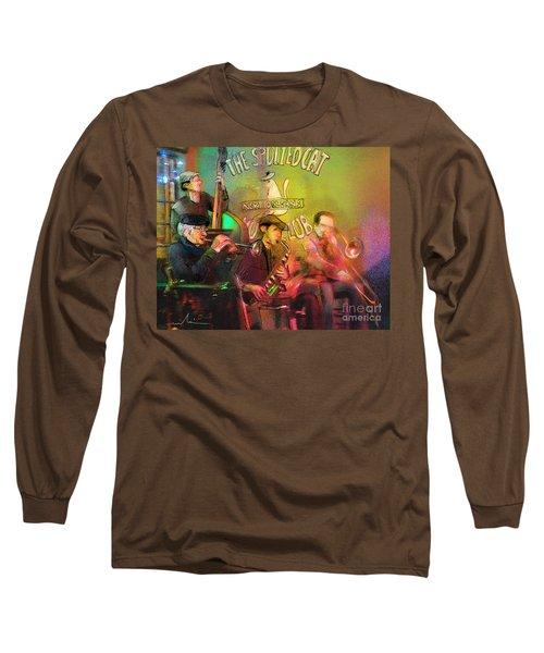 The Jazz Vipers In New Orleans 02 Long Sleeve T-Shirt