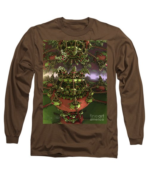 The Jokers Machine Long Sleeve T-Shirt by Melissa Messick