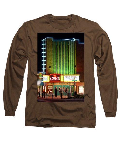 The Kessler V2 091516 Long Sleeve T-Shirt
