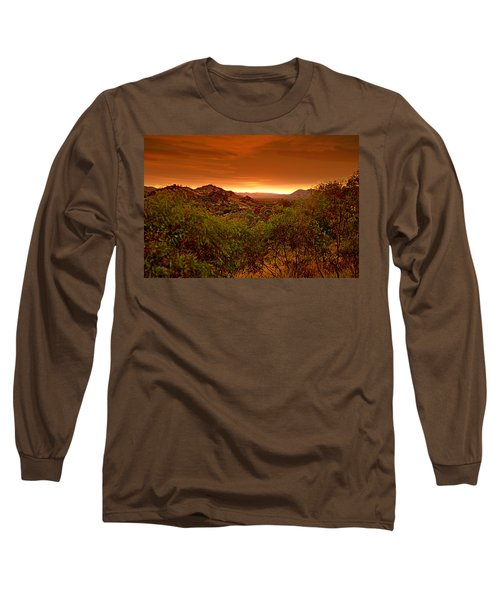The Land Before Time Long Sleeve T-Shirt by Paul Svensen
