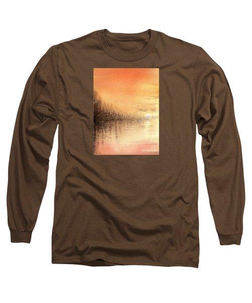 The Last Of Autumn Long Sleeve T-Shirt