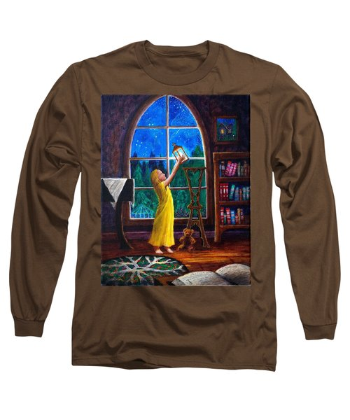 The Light And The Lampstand Long Sleeve T-Shirt