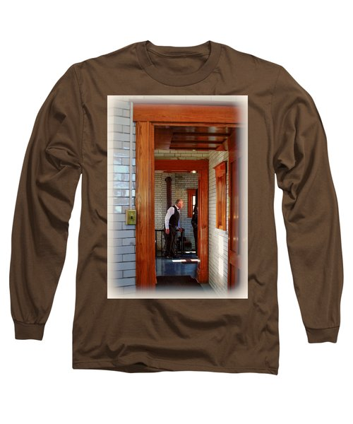 The Lighthouse Keeper Long Sleeve T-Shirt