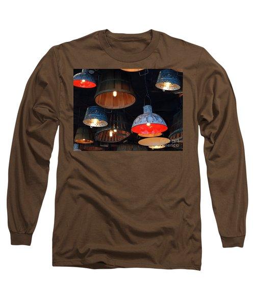 The Lights Above Long Sleeve T-Shirt
