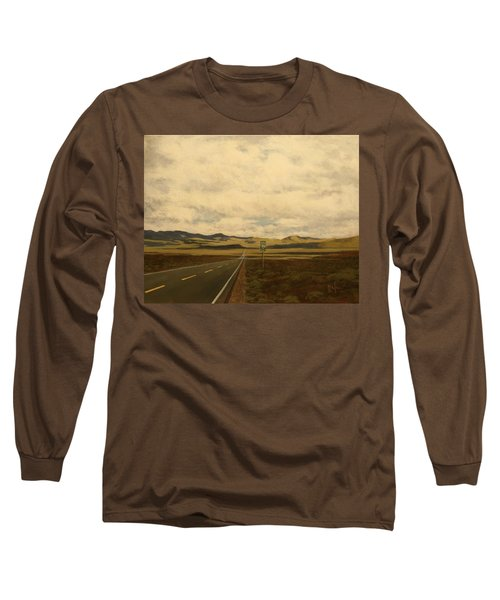 The Loneliest Road Long Sleeve T-Shirt