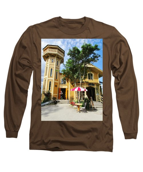 The Lyre  Long Sleeve T-Shirt