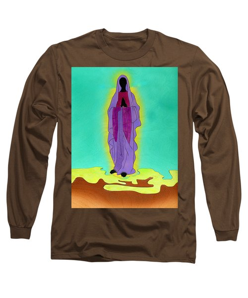 The Madonna Long Sleeve T-Shirt