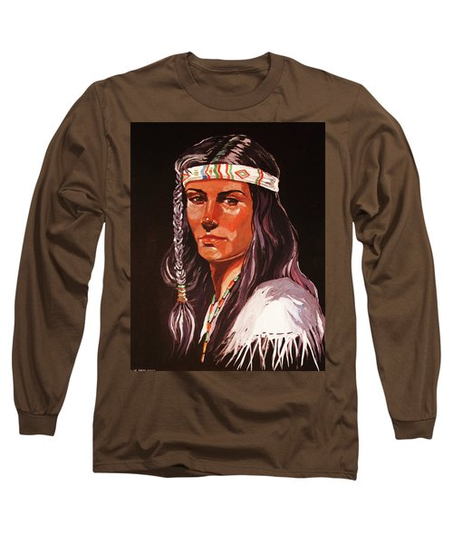 The Maiden IIi Long Sleeve T-Shirt