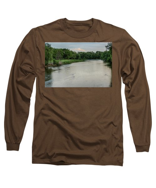 The Maumee River Long Sleeve T-Shirt