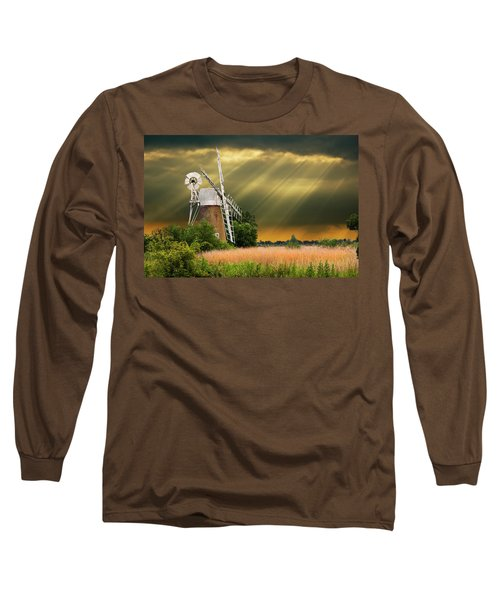 The Mill On The Marsh Long Sleeve T-Shirt