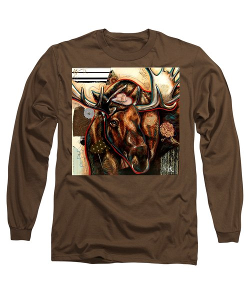 The Moose Long Sleeve T-Shirt