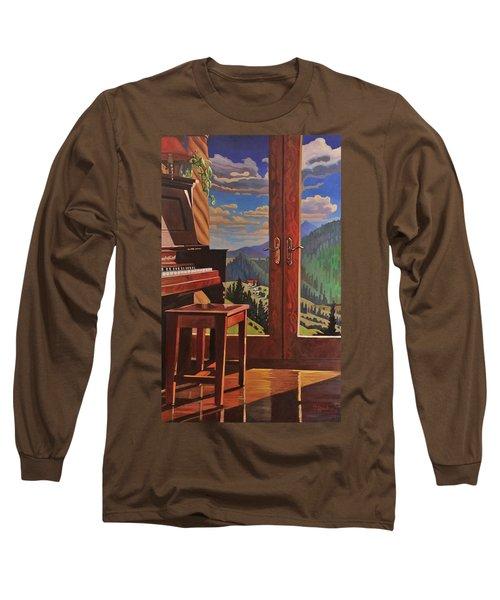The Music Room Long Sleeve T-Shirt