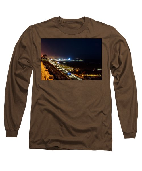 The New California Incline - Night Long Sleeve T-Shirt