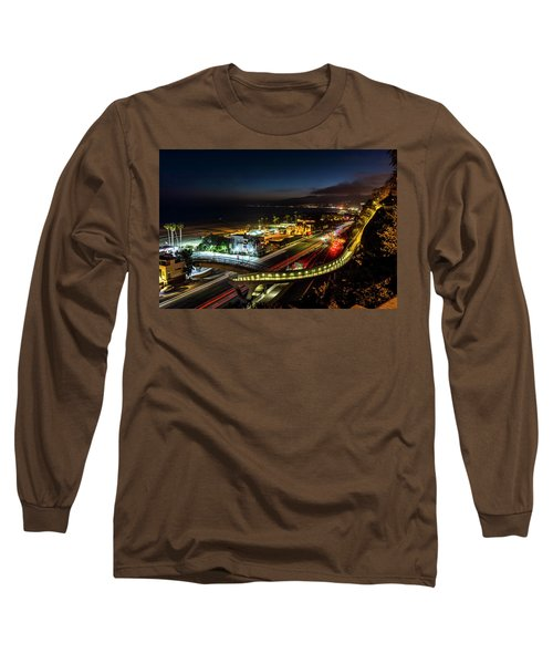 The New P C H Overpass - Night Long Sleeve T-Shirt