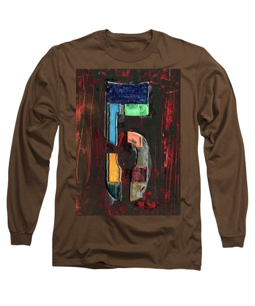 The Number 5 Long Sleeve T-Shirt