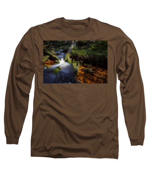 the Oder in the Harz National Park Long Sleeve T-Shirt