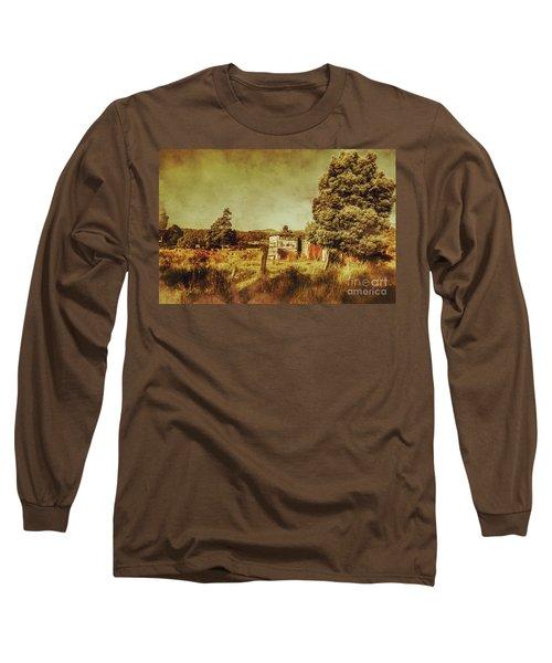 The Old Hay Barn Long Sleeve T-Shirt