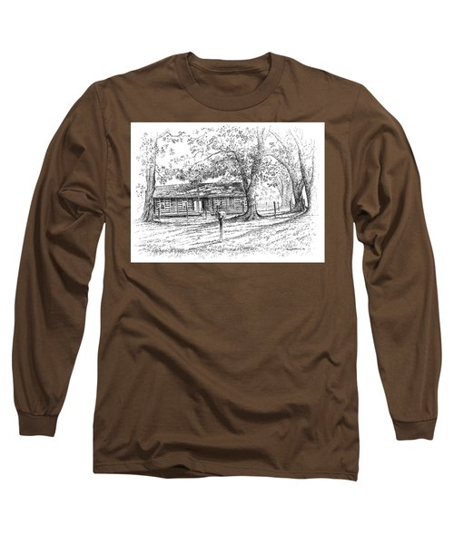 The Old Homeplace Long Sleeve T-Shirt